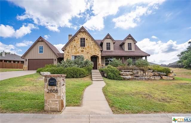 2808 Mystic Mountain Lane, Belton, TX 76513 (MLS #417540) :: Berkshire Hathaway HomeServices Don Johnson, REALTORS®