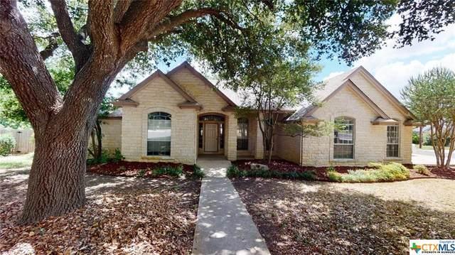 100 Meadowridge Cove, San Marcos, TX 78666 (MLS #417574) :: The Zaplac Group
