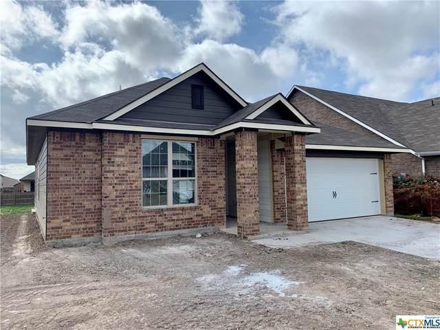 1207 Amber Dawn Drive, Temple, TX 76502 (MLS #417634) :: Berkshire Hathaway HomeServices Don Johnson, REALTORS®