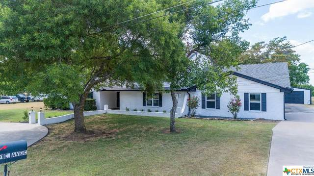 401 E Avenue C, Jarrell, TX 76537 (MLS #417696) :: Vista Real Estate