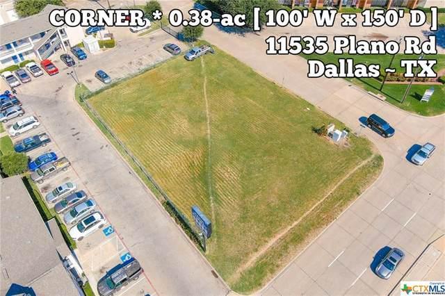 11535 Plano Road, Dallas, TX 75243 (MLS #417710) :: The Zaplac Group