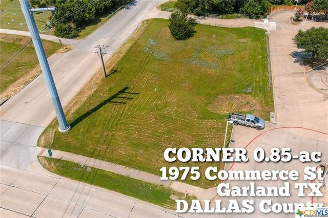 1975 Commerce Street, Garland, TX 75040 (MLS #417716) :: The Myles Group