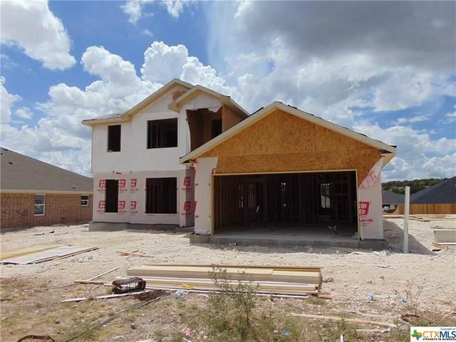 1307 Justice Drive, Copperas Cove, TX 76522 (MLS #417766) :: Carter Fine Homes - Keller Williams Heritage