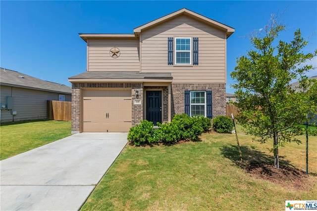 301 Koontz Loop, Jarrell, TX 76537 (MLS #417769) :: The Real Estate Home Team