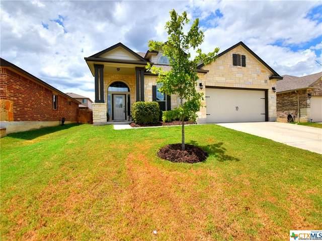 5126 Dauphin Drive, Belton, TX 76513 (MLS #417781) :: Berkshire Hathaway HomeServices Don Johnson, REALTORS®