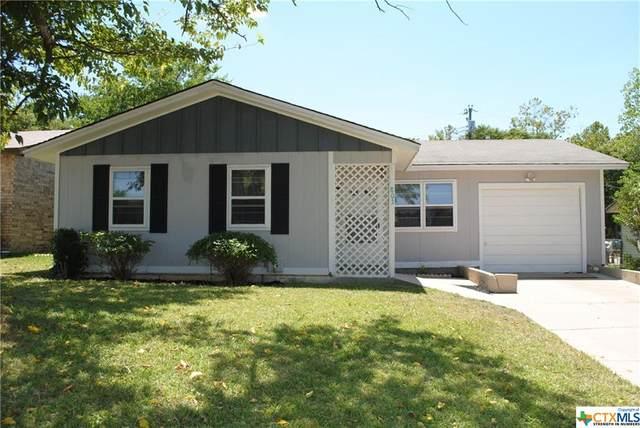 803 E Irvin Avenue, Temple, TX 76501 (MLS #417841) :: The Zaplac Group