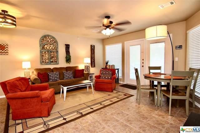 730 E Mather Street K203, New Braunfels, TX 78130 (MLS #417861) :: The Real Estate Home Team