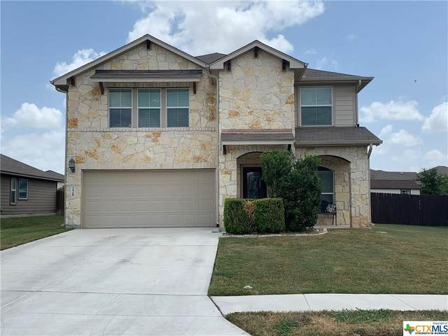 220 Creekview Way, New Braunfels, TX 78130 (MLS #417893) :: The Zaplac Group