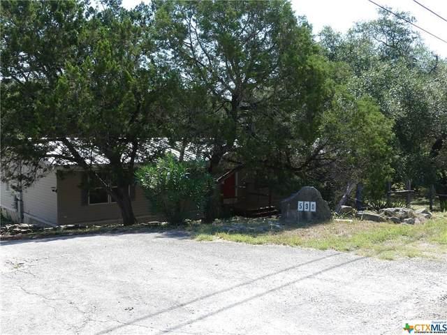 590 Nelson Drive, Canyon Lake, TX 78133 (MLS #417904) :: Berkshire Hathaway HomeServices Don Johnson, REALTORS®