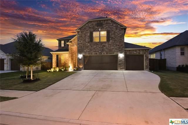 609 Kolbo Drive, Round Rock, TX 78665 (MLS #417910) :: Isbell Realtors