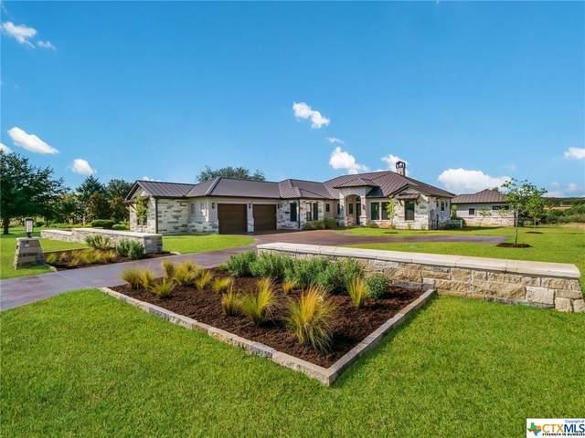 117 Paintbrush, Horseshoe Bay, TX 78657 (MLS #417934) :: The Real Estate Home Team