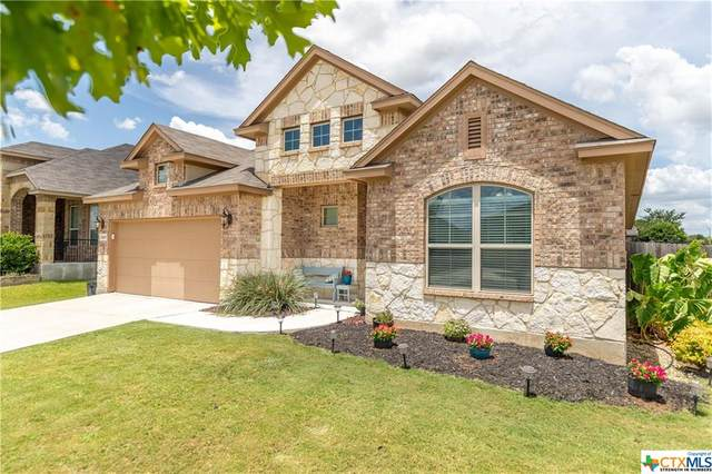 1610 Sun Canyon Boulevard, New Braunfels, TX 78130 (MLS #417991) :: Brautigan Realty