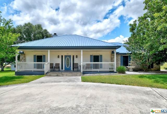 215 Oak Creek Circle, Luling, TX 78648 (MLS #418032) :: The Zaplac Group