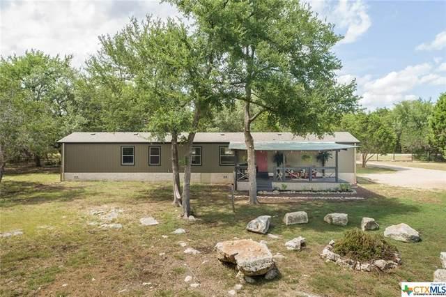 500 Buckskin Pass, Driftwood, TX 78619 (MLS #418034) :: The Zaplac Group