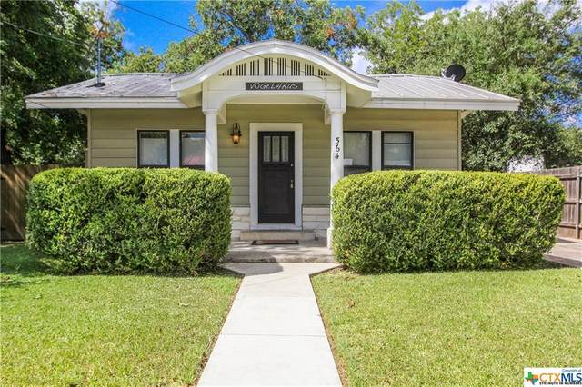 564 S Castell Avenue, New Braunfels, TX 78130 (MLS #418041) :: Vista Real Estate