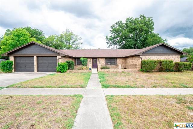 603 Lydia Drive, Killeen, TX 76541 (MLS #418140) :: The Zaplac Group