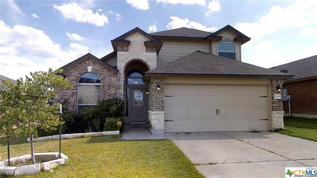 5208 Katy Creek Lane, Killeen, TX 76549 (MLS #418316) :: The Zaplac Group