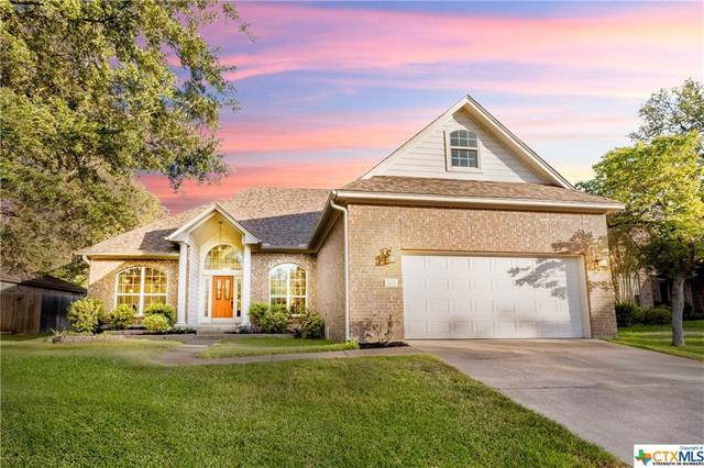 2805 Amber Forest Trail, Belton, TX 76513 (MLS #418342) :: The Myles Group