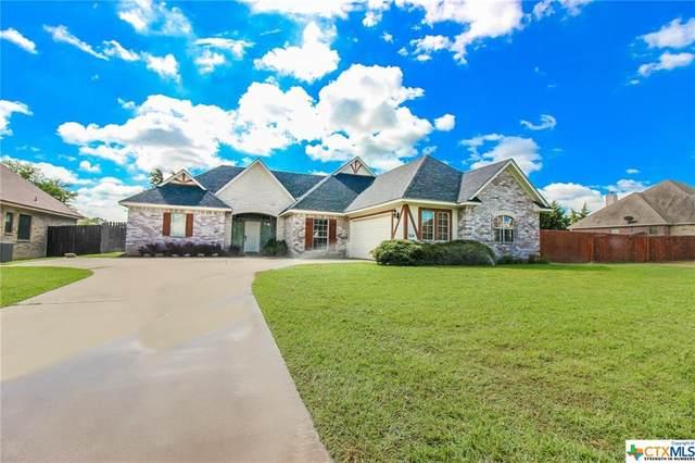 709 Marshall Drive, Belton, TX 76513 (MLS #418355) :: Isbell Realtors
