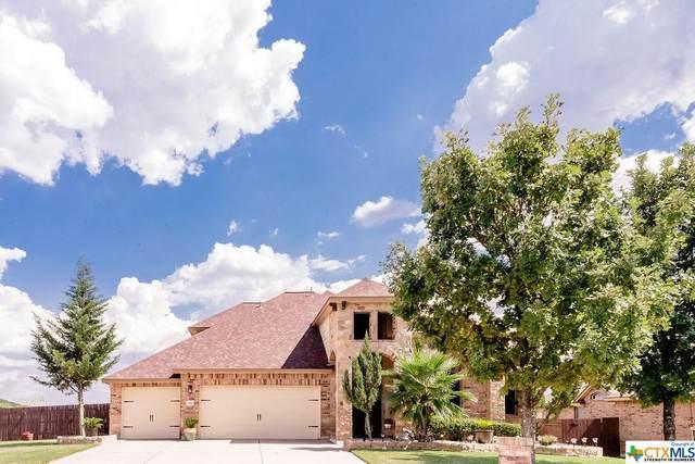 3908 Scenic Trail Drive, Harker Heights, TX 76548 (MLS #418437) :: Brautigan Realty