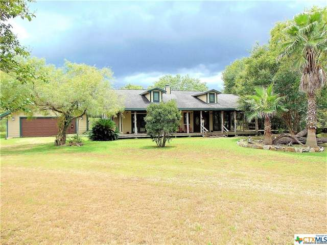 1033 County Road 408, Waelder, TX 78959 (MLS #418456) :: The Zaplac Group