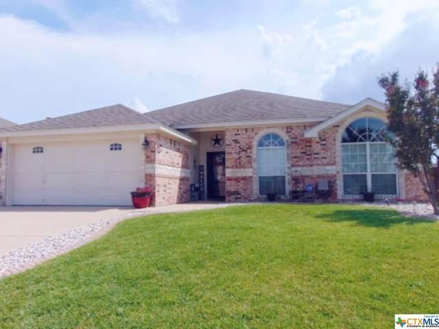 3702 Republic Of Texas Drive, Killeen, TX 76549 (MLS #418466) :: Berkshire Hathaway HomeServices Don Johnson, REALTORS®