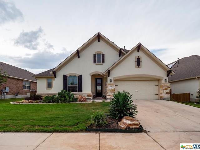 932 Naranjo Drive, Georgetown, TX 78628 (MLS #418471) :: The Zaplac Group
