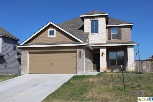 1102 Ewell Court, Copperas Cove, TX 76522 (MLS #418472) :: The Real Estate Home Team