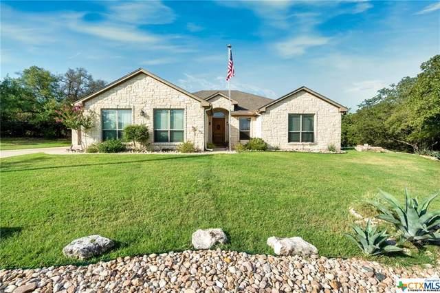 17 Key Wish Drive, Belton, TX 76513 (MLS #418495) :: Isbell Realtors