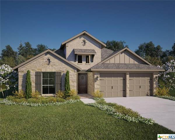 484 Tobacco Pass, New Braunfels, TX 78132 (MLS #418511) :: The Zaplac Group