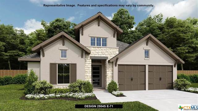535 Orchard Way, New Braunfels, TX 78132 (MLS #418527) :: The Zaplac Group