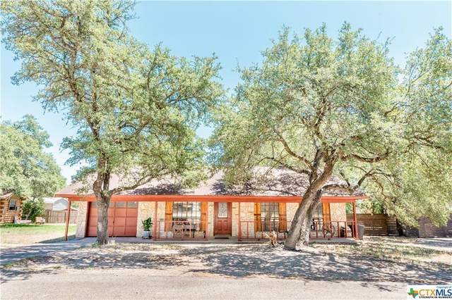 33 & 35 S Sherwood Drive, Morgans Point Resort, TX 76513 (MLS #418541) :: The Zaplac Group