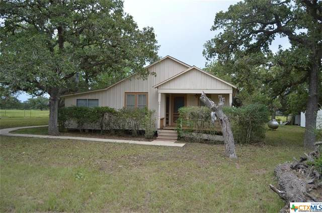 3445 Cattle Guard Road, Yoakum, TX 77954 (MLS #418551) :: The Zaplac Group