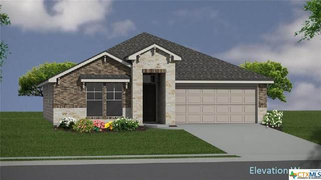 300 Uncle Billy Way, Jarrell, TX 76537 (MLS #418610) :: The Real Estate Home Team