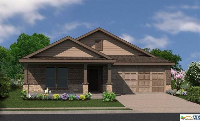 200 Uncle Billy Way, Jarrell, TX 76537 (MLS #418615) :: The Real Estate Home Team