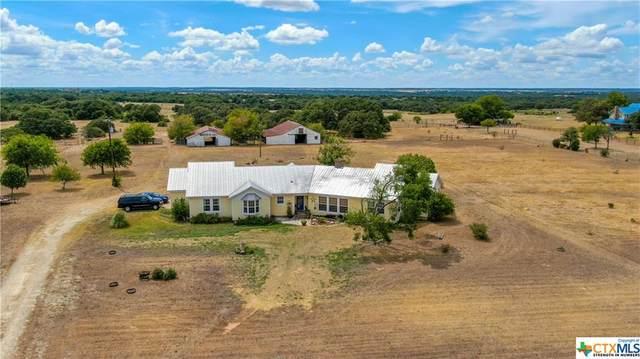 11124 Armstrong Rd, Belton, TX 76513 (MLS #418626) :: Isbell Realtors