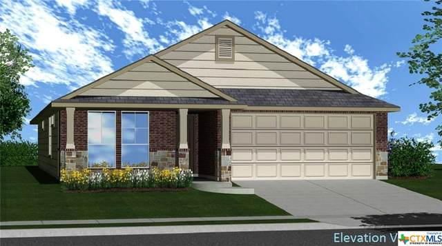 433 Uncle Billy Way, Jarrell, TX 76537 (MLS #418627) :: The Real Estate Home Team