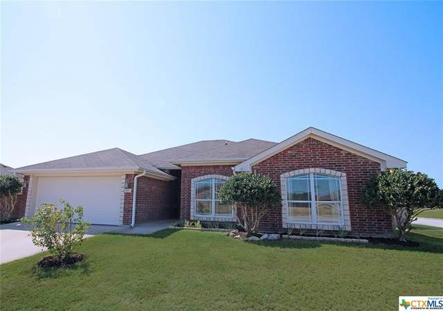 300 Hedy Drive, Killeen, TX 76542 (MLS #418631) :: Brautigan Realty