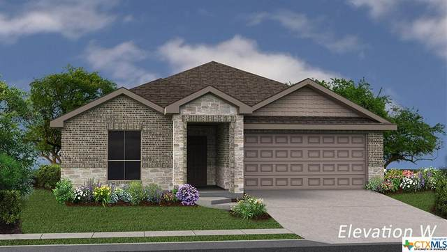 482 Uncle Billy Way, Jarrell, TX 76537 (MLS #418653) :: The Real Estate Home Team