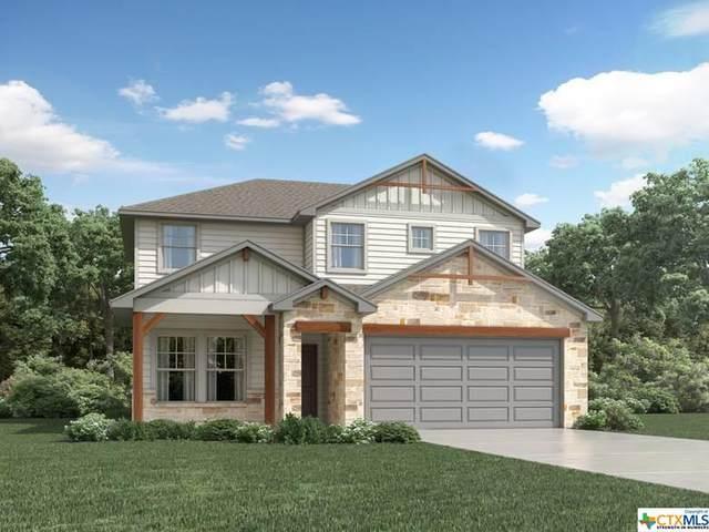 1237 Carl Glen, New Braunfels, TX 78130 (MLS #418666) :: Brautigan Realty