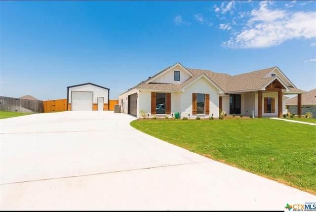 4220 Green Creek Drive, Salado, TX 76571 (#418690) :: First Texas Brokerage Company