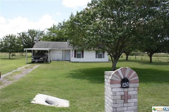 1450 County Road 130, Hutto, TX 78634 (MLS #418707) :: Isbell Realtors