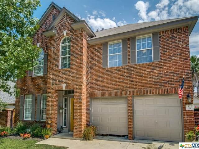 527 Raven Ridge, New Braunfels, TX 78130 (MLS #418728) :: Isbell Realtors
