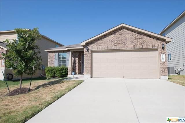9209 Bowfield Drive, Killeen, TX 76542 (MLS #418776) :: Brautigan Realty
