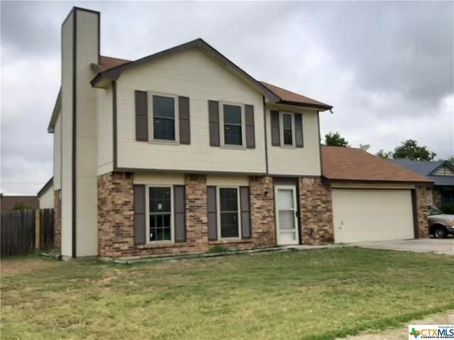 2007 Kingwood Drive, Killeen, TX 76543 (MLS #418778) :: Brautigan Realty