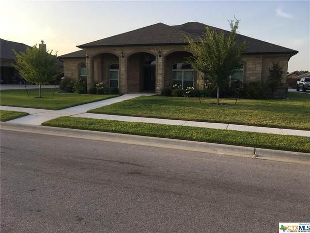 1201 Doc Whitten Drive, Harker Heights, TX 76548 (MLS #418784) :: Brautigan Realty