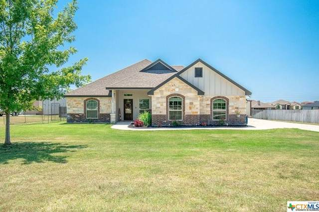 4023 W Amity Road, Salado, TX 76571 (#418836) :: First Texas Brokerage Company