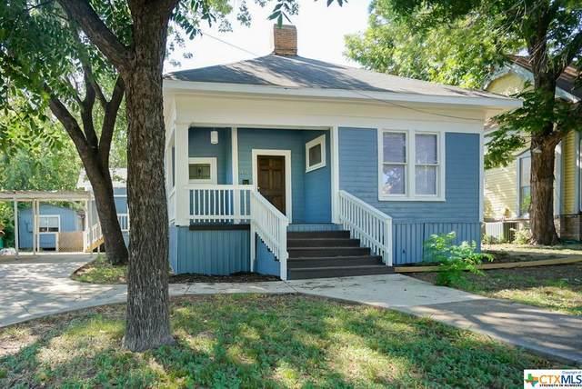412 N Penelope Street, Belton, TX 76513 (#418838) :: First Texas Brokerage Company
