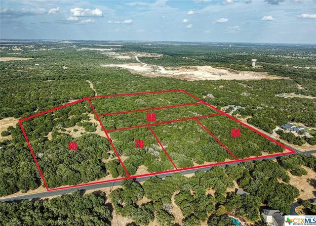 Lot 8A N Jennings Branch Road #0, Georgetown, TX 78633 (#418930) :: First Texas Brokerage Company