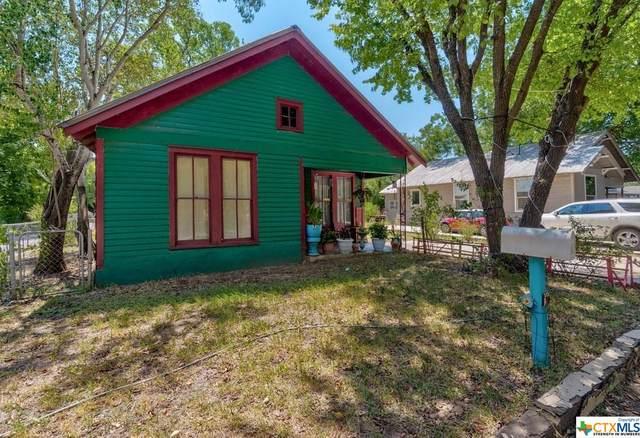 201 S Cedar Street, Luling, TX 78648 (MLS #418942) :: Brautigan Realty